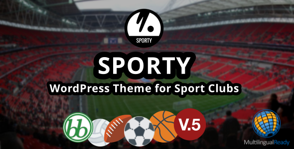 Free WordPress Sports Themes