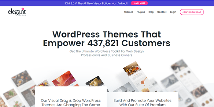 Buy Premium WordPress Themes