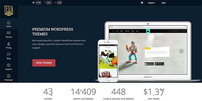 Marketplace To Buy Premium WordPress Themes